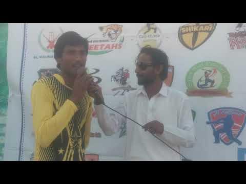 NTCA CPL 17 Man Of The Match Sojhla Khan