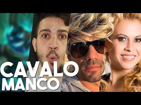 CAVALO MANCO DO CAR#@!$!!