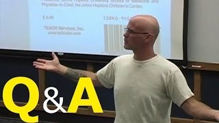 Gary Yourofsky's Speech: Q&A Session(, 2011-03-05T15:44:45.000Z)