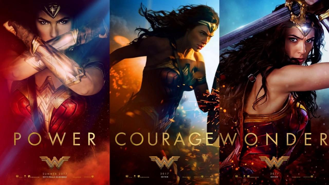 Soundtrack Wonder Woman Theme Song