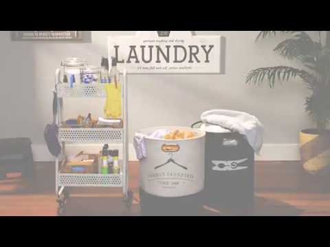 Spring into Clean! | Cleaning Supply Organization