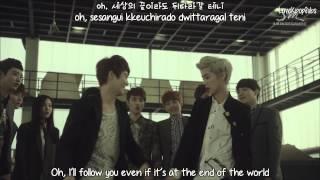 Repeat youtube video EXO - Wolf (korean drama ver.) MV [English subs + Romanization + Hangul] HD