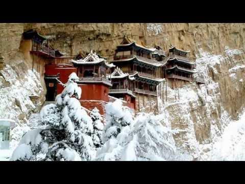 Shanxi Hengshan Monastery - China (HD1080p)