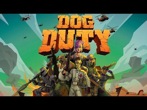 Dog Duty - Launch Trailer
