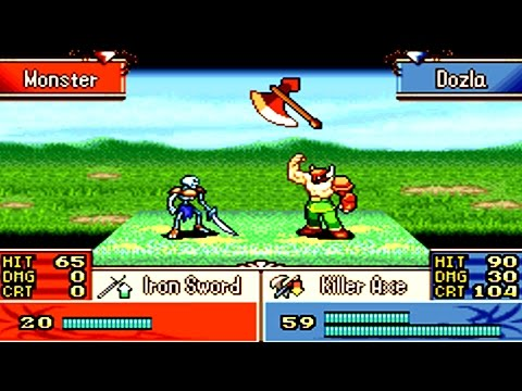 In Memorium: Fire Emblem's Juicy, Chunky GBA Sprites | USgamer