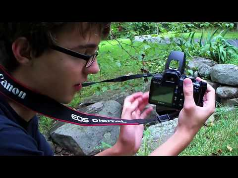 Canon Rebel XS Review
