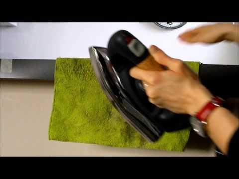 How to fix edge banding / Poser un chant de plan de travail