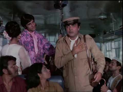 Bombay To Goa - 11/12 - Bollywood Movie - English Subtitles - Amitabh Bachchan, Aroona Irani