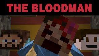 Kanl Adam The Bloodman Minecraft Korku Haritas