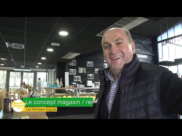 Gironde Mag - Les Fermiers Toqués