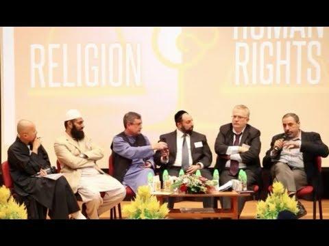 Interfaith Dialogue - Religion & Human rights.