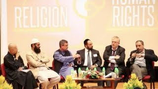 Interfaith Dialogue - Religion & Human rights.