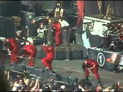 Slipknot- The Heretic Anthem (Live Ozzfest 2001)