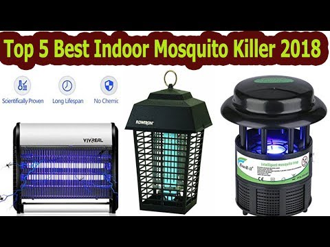Top 5 Best Indoor Mosquito Killer 2018