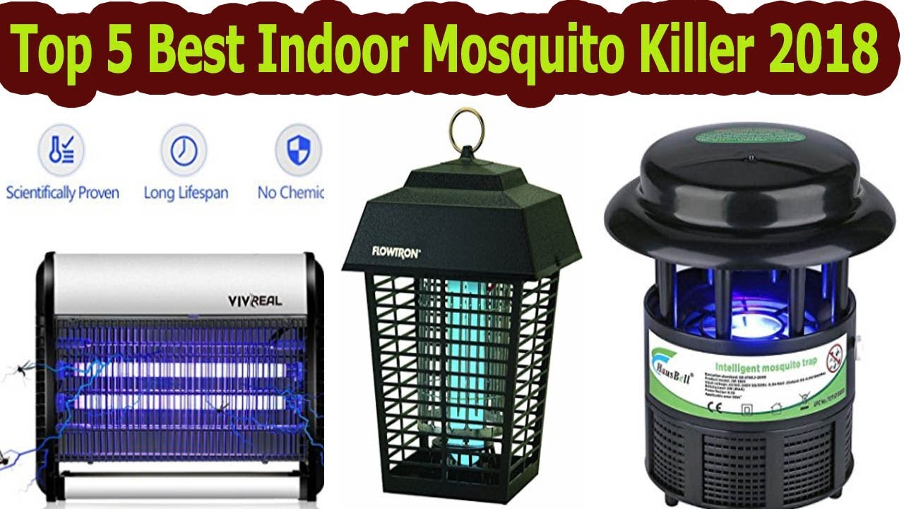 Best Mosquito Trap 2021 Top 5 Best Indoor Mosquito Killer [2020 2021]:Ultimate Buyer's Guide