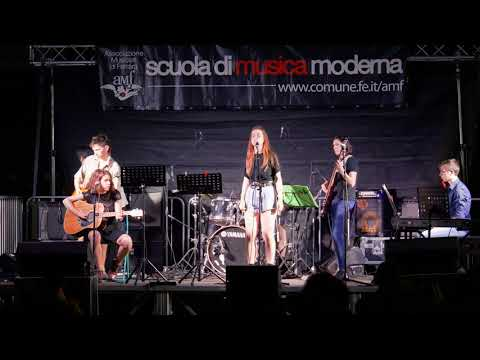PARANOID ANDROID - ( Radiohead ) Cover @AMF
