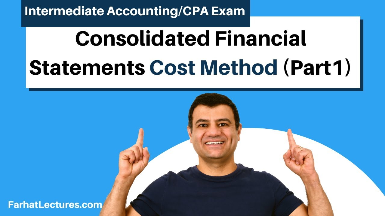 Liquidating dividend cost method in accounting