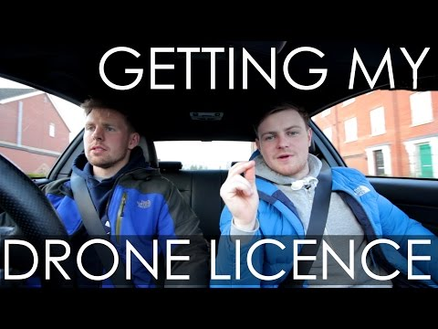 GETTING MY DRONE LICENCE! #6