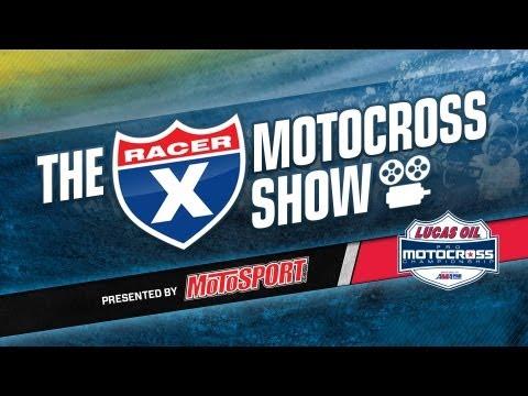 The Racer X Motocross Show Thunder Valley 2013