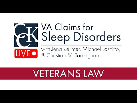 va-disability-for-sleep-disorders