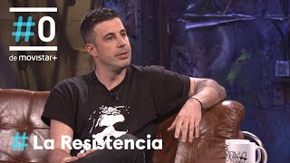 LA RESISTENCIA - Entrevista a Ed is dead | #LaResistencia 16.04.2018