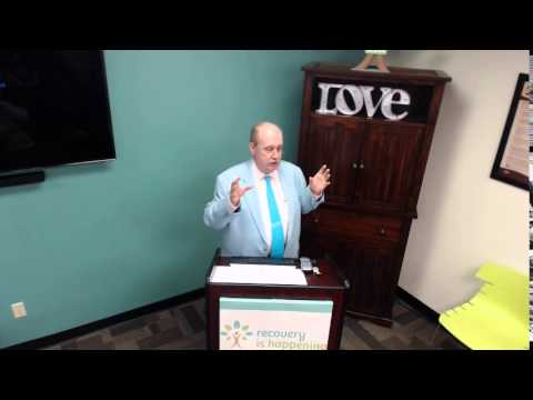 Recovery In Action Speaker Series-John MacDougall