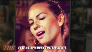 Olivia Munn 'Selfies' PSA