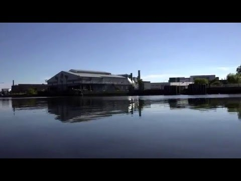 Newtown Creek Tour   Wastewater Treatment