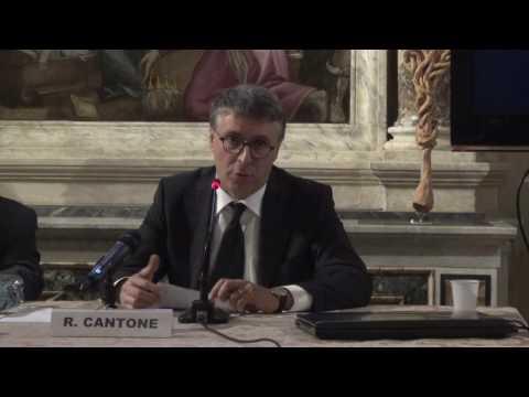 La gestione dei Whistleblower in Italia - Raffaele Cantone