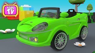 Cartoon toy story and cars for baby - Kids TV