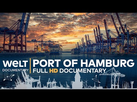 Big Ships & Heavy Load - Hard Work At The PORT OF HAMBURG | Full Documentary