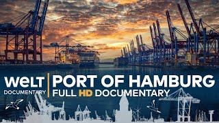 Big Ships \u0026 Heavy Load - Hard Work At The PORT OF HAMBURG | Full Documentary
