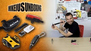 Bike Gadgets - Mikeius Unboxing