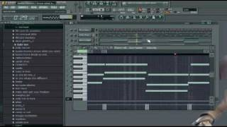 BUSTA RHYMES - I Know What You Want - instrumental Fruity remake ( mozidem )