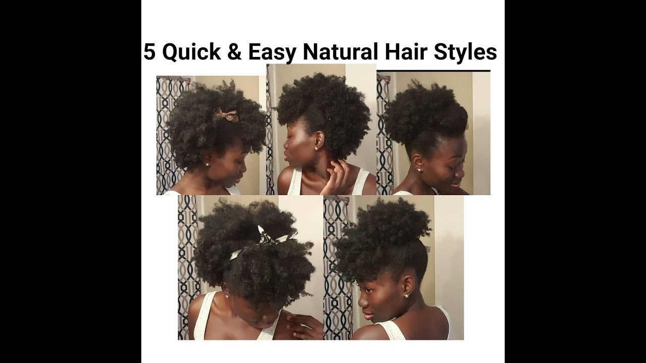 medium length natural hair styles 5 amp easy hair styles medium length 2615 | maxresdefault
