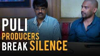 PULI Producers break SILENCE to clarify VIJAY
