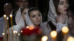 Orthodoxe Weihnachten am 7.1. - Putin feiert in St. Petersburg