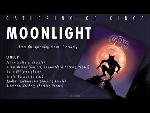 Gathering Of Kings - Moonlight (Official Audio)
