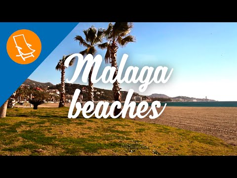 Malaga - City beaches