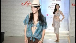 三愛では2011年11月14日に東京国際フォーラムで2012年新作水着 ショーを...