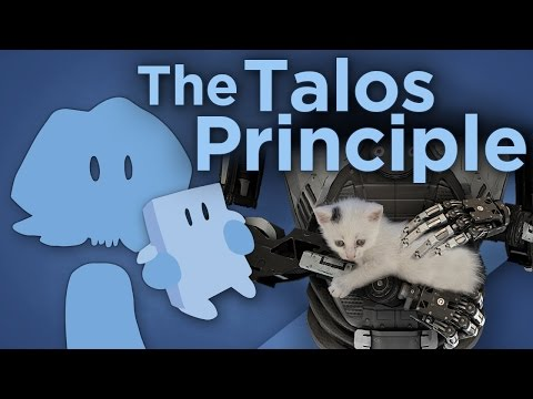 James Recommends - The Talos Principle - Portal and The Stanley Parable's Beautiful Lovechild