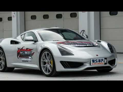 [Hot News] Saleen : Bringing New Chinese-Built S1 Sports Car to LA Auto Show