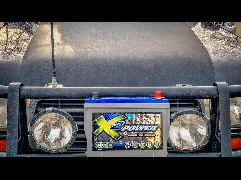 Northstar 2X Power Battery Install