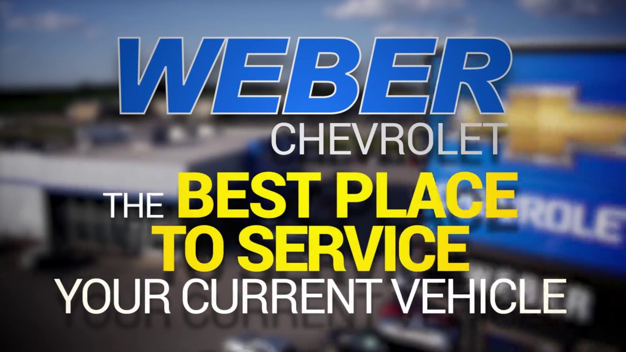 Weber Chevrolet Is The Highest Rated Dealer In St. Louis