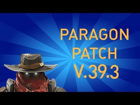 Paragon Patch v39.3 - REVENANT, PRIME BUFF NERF, SKINS & MORE!