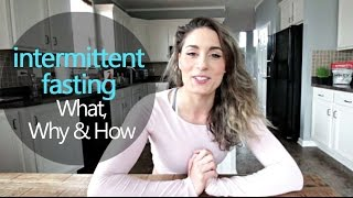 Real Talk With Florina | Intermittent Fasting Benefits & Why Our Family Does It