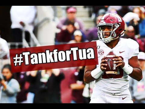 Tank For Tua?