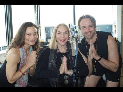 "Angela Rauscher & Justin Randolph on MARINA's ""Musical Health Talk!"""