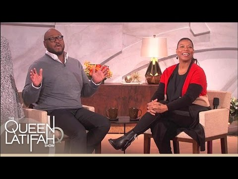 Extra: Is Wearing White in Winter Okay? | The Queen Latifah Show