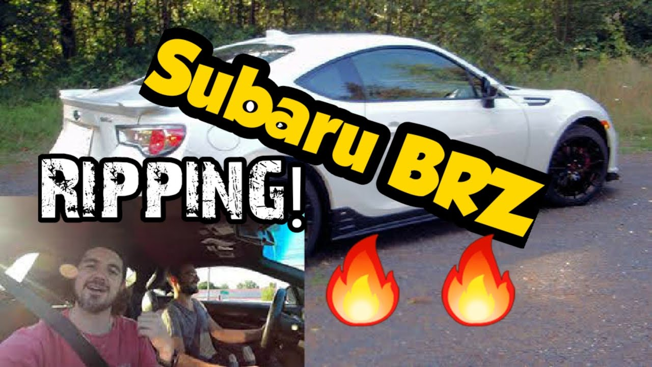Ripping the HELL out of a Subaru BRZ has me EXCITED for a 500hp car